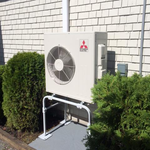 mitsubishi Heat Pump Portland Maine